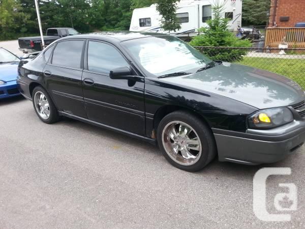 2004 Chevrolet Impala LS Car - $2000