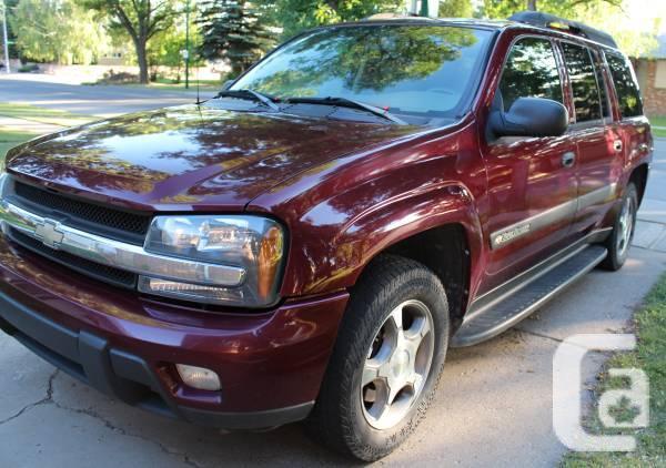 2004 Chevrolet Trailblazer EXT. - $6990