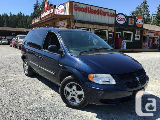 2004 Dodge Caravan - Trade-In-Clearance! Now on Sale!