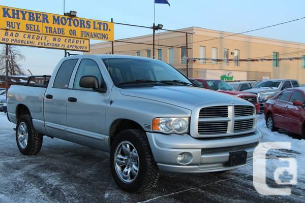 2004 Dodge Ram 1500---Khyber Motors LTD - $8950