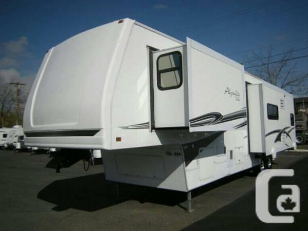 Simple 2004 Fifth Wheel Western RV For Sale In Vancouver British