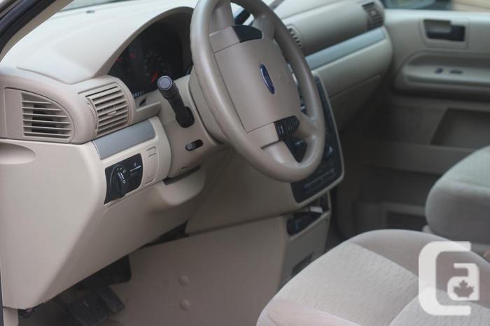 2004 Freestar Minivan