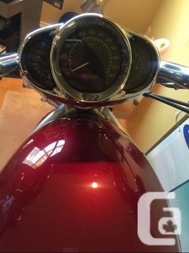 2004 Harley Davidson VRSC, V-Rod,only 1125 kms,1150