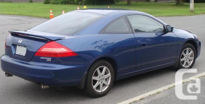 2004 Honda Accord EX V6