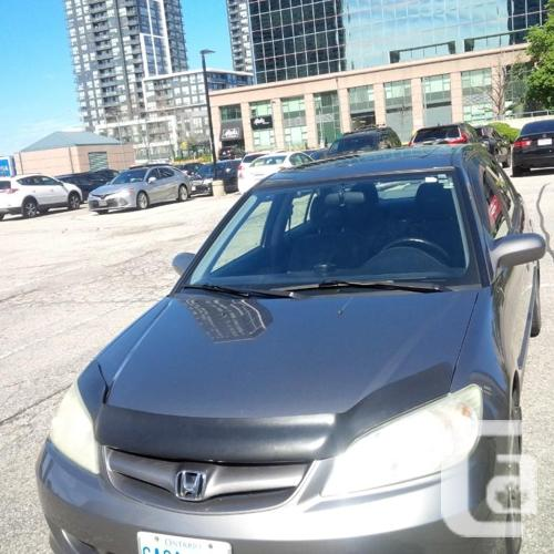 2004 Honda Civic Si, 140,000 Km. In Excellent