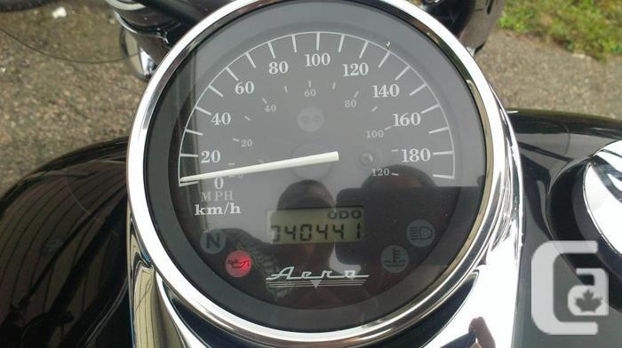 2004 Honda Shadow Aero 750  3900/OBO