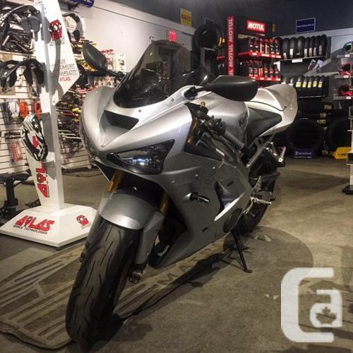 2004 Kawasaki Ninja 636