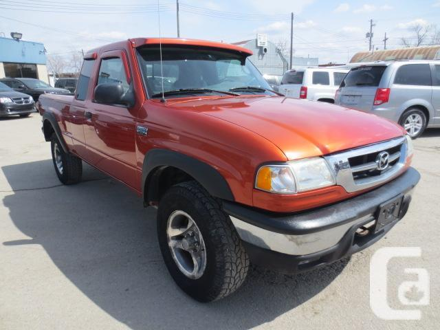 2004 MAZDA B4000 SE 4X4