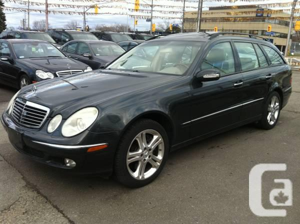 2004 mercedes benz e500 4matic wagon 7 move clear for 2004 mercedes benz e500 for sale