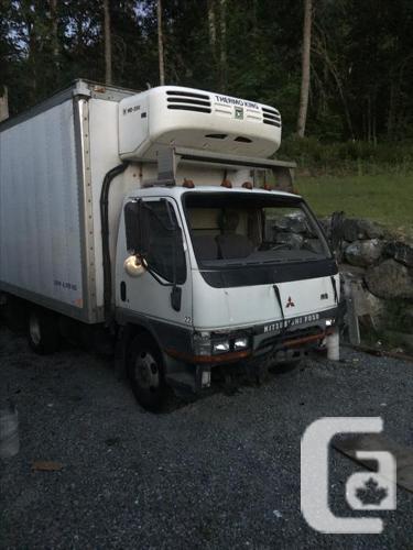 2004 Mitsubishi Fuso
