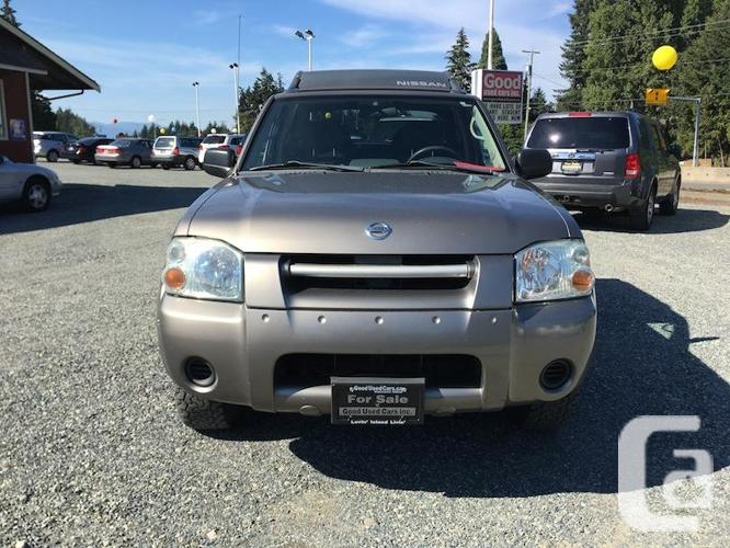 2004 Nissan Frontier Crew Cab 2WD - Groundhog Day Sale!