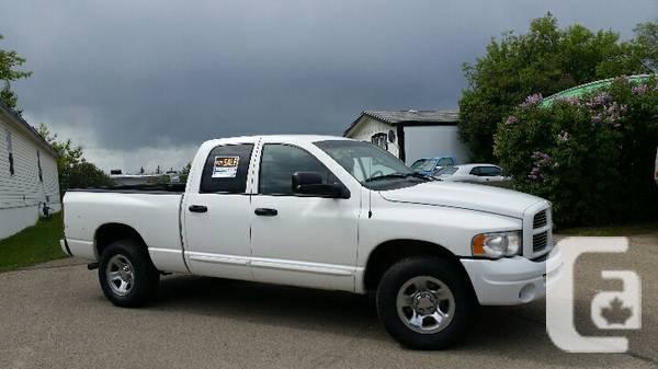 2004 quad cab - $7000