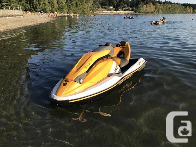 2004 Sea-doo 3D, incredible fun! in Victoria, British Columbia for sale