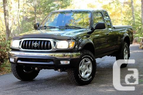 2004 Tacoma Extended Cab 4wd Limited, Mississauga