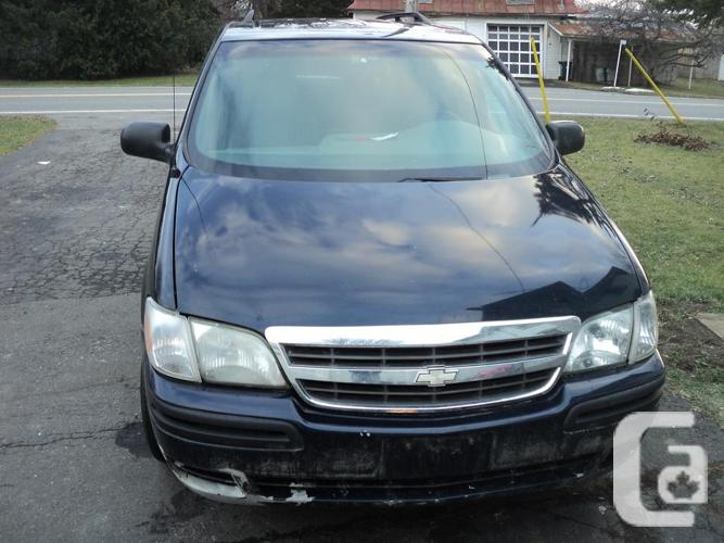 2004 Venture Extended