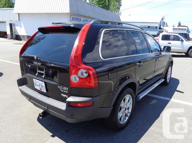 2004 volvo xc90 4wd for sale in nanaimo british columbia classifieds. Black Bedroom Furniture Sets. Home Design Ideas