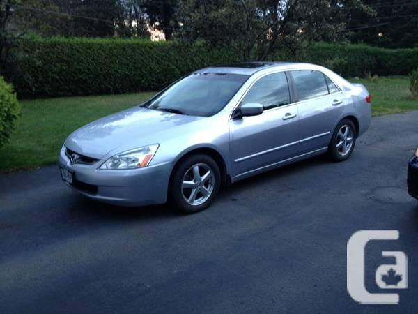 2005 ACCORD- GREAT DEAL - $8500