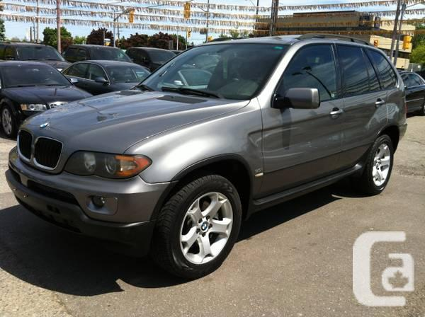 2005 bmw x5 quality activity pkg panoramic sunroof 450 for sale in toronto ontario. Black Bedroom Furniture Sets. Home Design Ideas