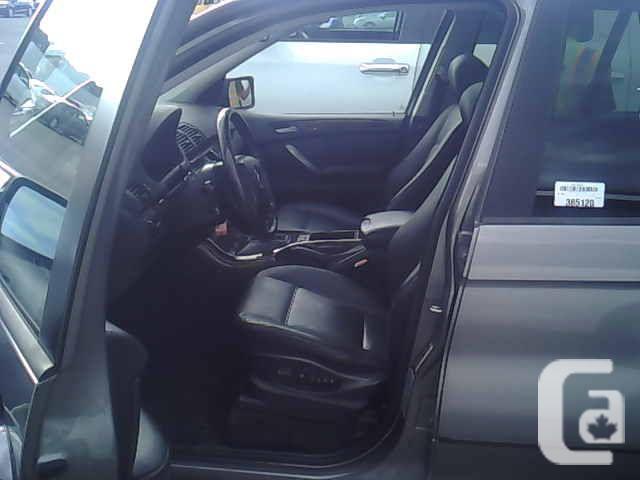 2005 BMW X5, 4-Door AWD 3.0i