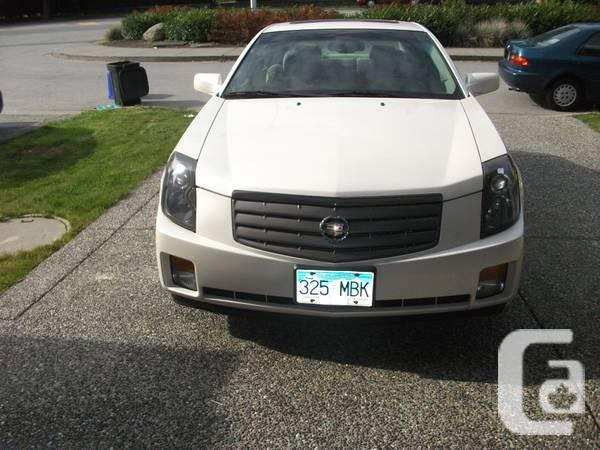 2005 cadillac cts for sale in surrey british columbia. Black Bedroom Furniture Sets. Home Design Ideas