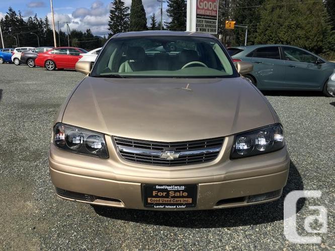 2005 Chevrolet Impala - Only 86,000 KM!