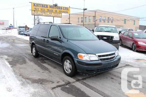 2005 Chevrolet Venture---Khyber Motors LTD - $3950