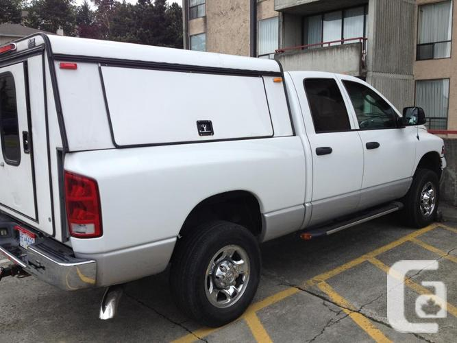 2005 Dodge diesel 3500 4x4 (Trade)