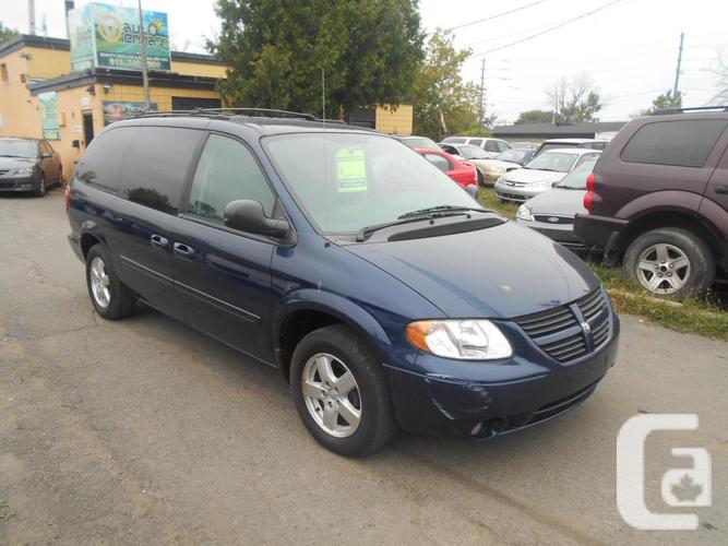 2005 Dodge Grand Caravan ,Stow N Go ,safetied and