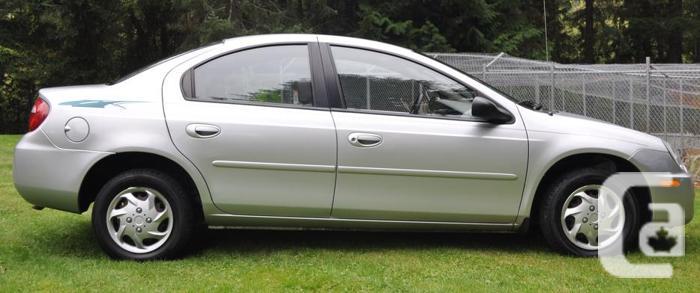 2005 Dodge Neon SX