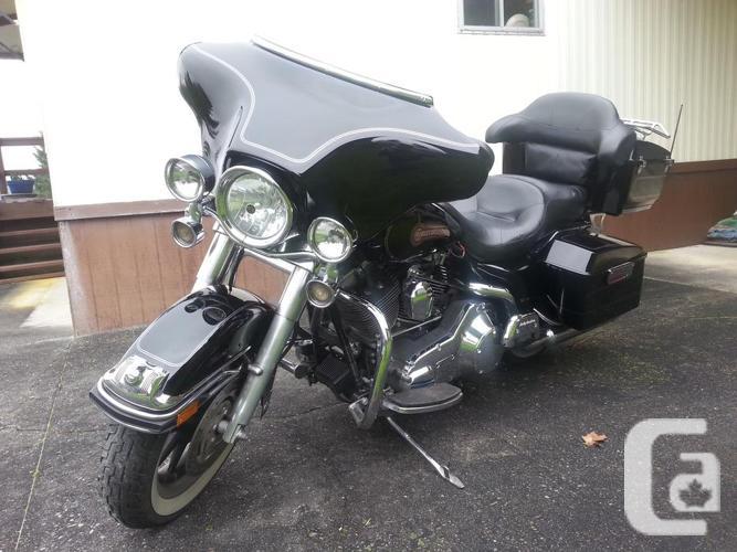 2005 flhtc electraglide Harley Davidson