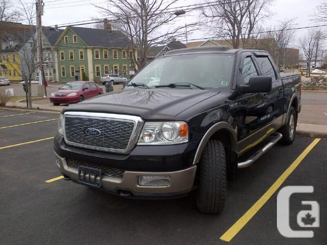 2005 Ford F-150 SuperCrew Lariat 4WD Insp Fully Loaded