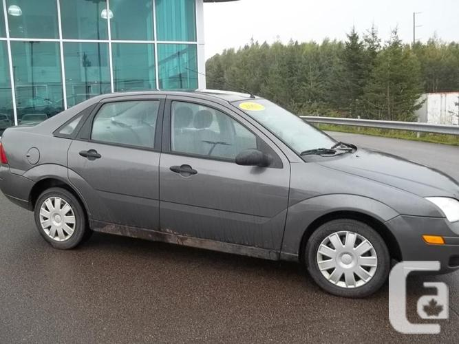 2005 FORD FOCUS AS TRADED SPECIAL