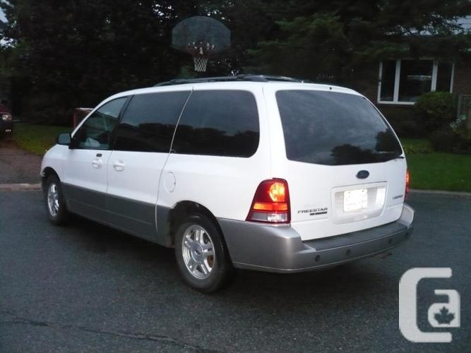 2005 Ford Freestar Limited Safetied and E tested