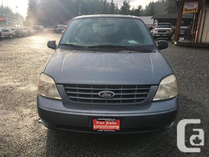 2005 Ford Freestar - Super Clean with Michelin Tires