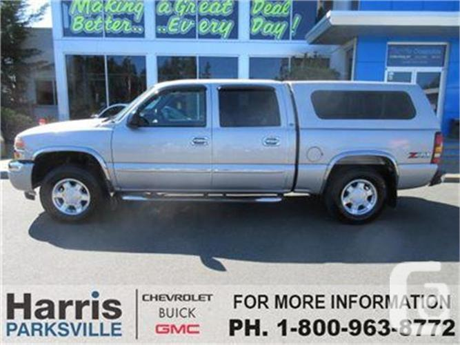 2005 gmc sierra 1500 for sale in parksville british columbia classifieds. Black Bedroom Furniture Sets. Home Design Ideas