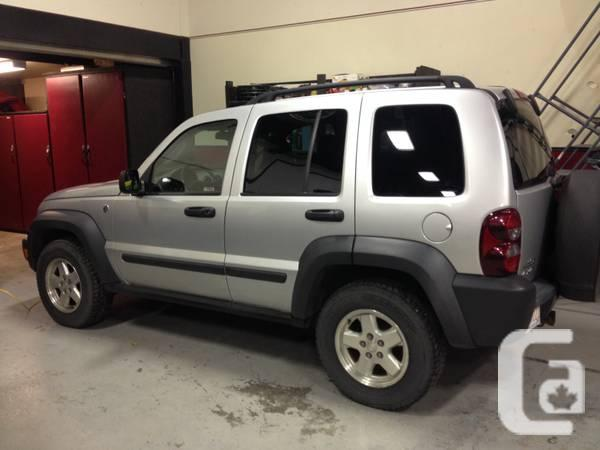 jeep liberty limited turbo diesel 8950 in calgary alberta for sale. Cars Review. Best American Auto & Cars Review