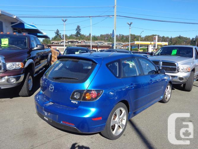 2005 Mazda 3 125 Kms For Sale In Nanaimo British