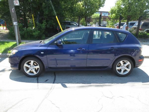 2005 mazda 3 hatchback for sale in toronto ontario classifieds. Black Bedroom Furniture Sets. Home Design Ideas