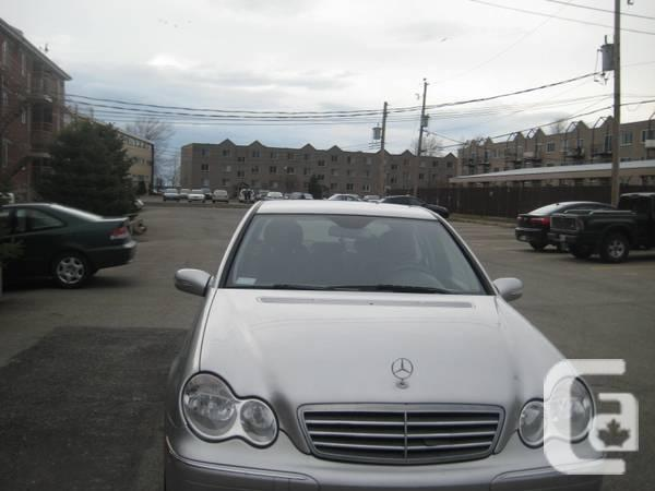 2005 Mercedes-Benz C-230 Kompressor 4Doors 1Lady Owner