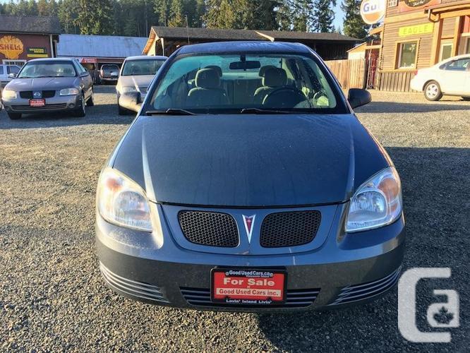 2005 Pontiac Pursuit - Automatic with A/C and Super
