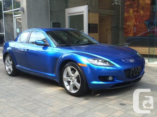 2005 rx8 with 80k accident free for sale in victoria. Black Bedroom Furniture Sets. Home Design Ideas