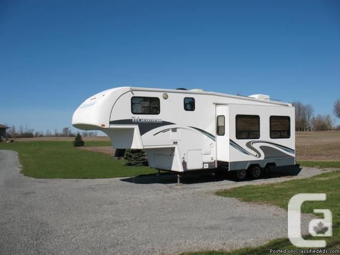 2005 Titanium 5th Wheel Rv By Glendale For Sale In