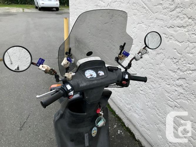 2005 Yamaha BWS 50cc (Koala Kruiser) Scooter / Moped