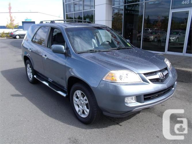 2006 acura mdx w touring pkg for sale in lazo british columbia classifieds. Black Bedroom Furniture Sets. Home Design Ideas