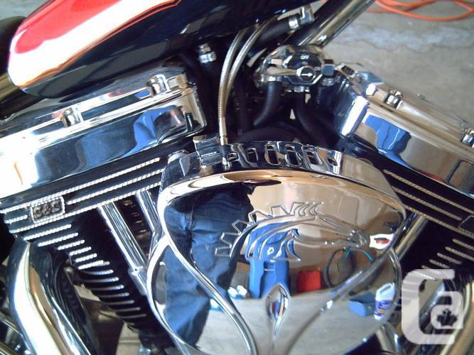 "2006 American Iron Horse 10th Aniv 124"""