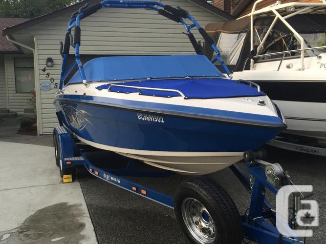2006 Blue Water Ski Boat