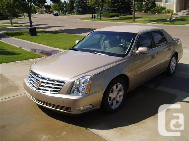 2006 cadillac deville dts sedan for sale in irricana