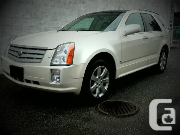 2006 cadillac srx v8 awd suv 888 for sale in kelowna. Black Bedroom Furniture Sets. Home Design Ideas