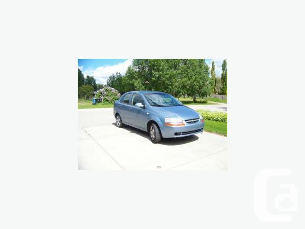 2006 Chevrolet AVEO - PRICE REDUCED!!