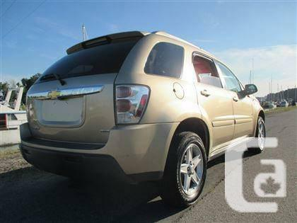 2006 chevrolet equinox lt leather for sale in richmond. Black Bedroom Furniture Sets. Home Design Ideas